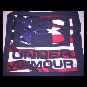 Men's under armour short sleeve tee